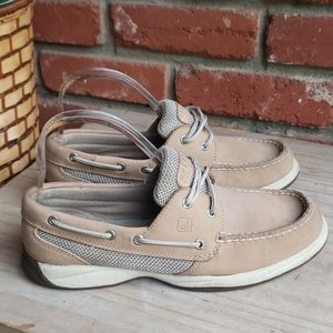 SPERRY TOP-SIDER BOAT SHOES 9M